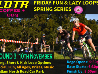 Friday Fun and Lazy Loops: Spring Series - ROUND 3 | REGISTER NOW!!!