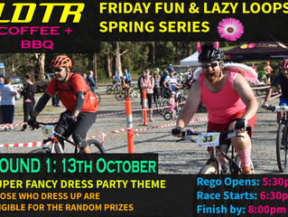 FFLL: SPRING SERIES RACING - ROUND 1 - REGISTER NOW