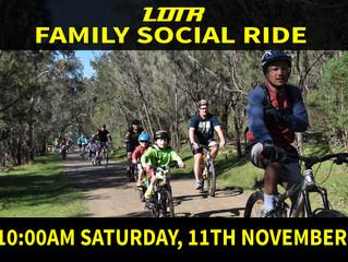 Family/Beginner Ride
