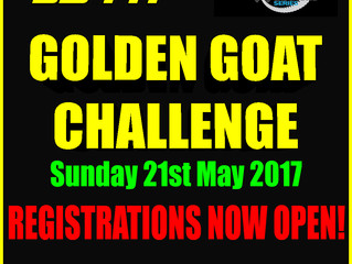 REGISTER NOW - VES ROUND 2 - 3 & 6 HOUR MTB RACE - GOLDEN GOAT CHALLENGE