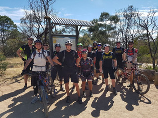 LDTR February Social Ride @ the You Yangs