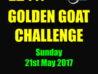 GOLDEN GOAT CHALLENGE - ROUND 2 VES- 21ST MAY 2017
