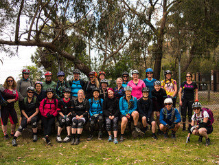 LDTR Women's Social Ride October 2018- Summary and Pics