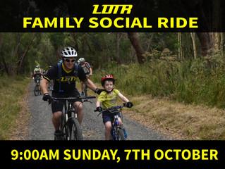 Family Social Ride - Lysterfield MTB park