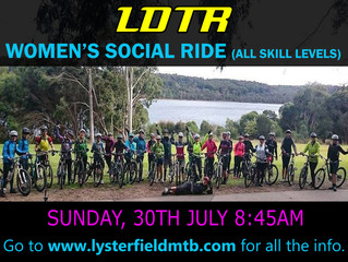 Women's JULY Social Ride (All Skill Levels)