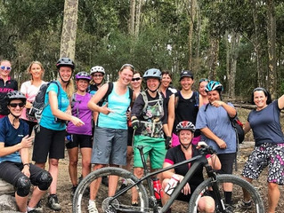 Women's Social Ride Photo - Intermediate Group