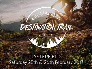 Specialized Demo Day 25 + 26 Feb 2017