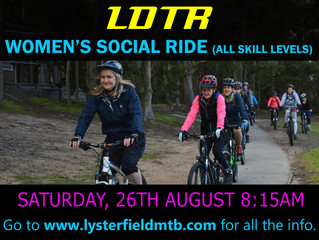 Women's Social Ride - AUGUST