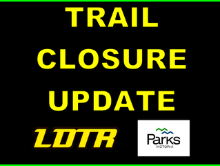 Trail Closure Update - Some trails open