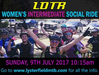 Women's Intermediate Social Ride