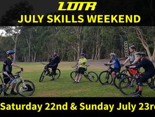 July MEGA Skills Weekend