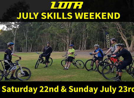 July MEGA Skills Weekend