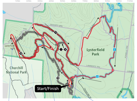 Trails Closed - 20th May 2018