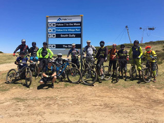 LDTR January 2019 Social Ride - Silvan Epic