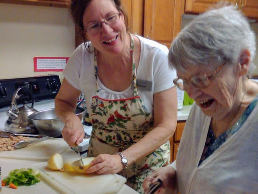 Meeting Residents Where They Are: Alzheimer's Association Provides New Perspective