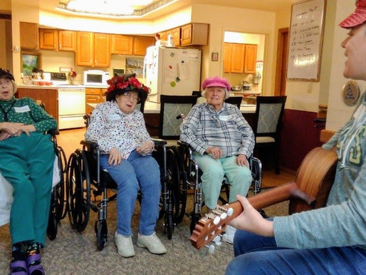 Music Therapy: Enhancing Quality of Life for Memory Care Residents
