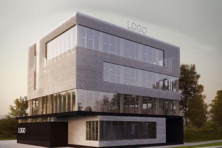 Budynek biurowy [055]