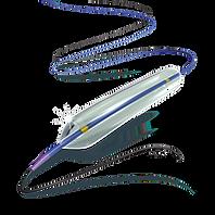 Tampa de ventilação e ponta da cânula arterial OptiSite
