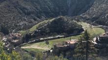 Trail des étoiles à Navacelle