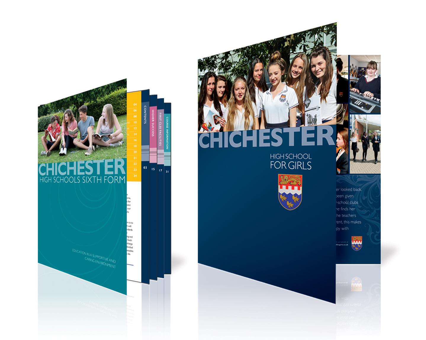 CHICHESTER PROSPECTUS covers