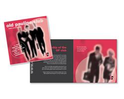 OLD PAULINE CLUB Booklet