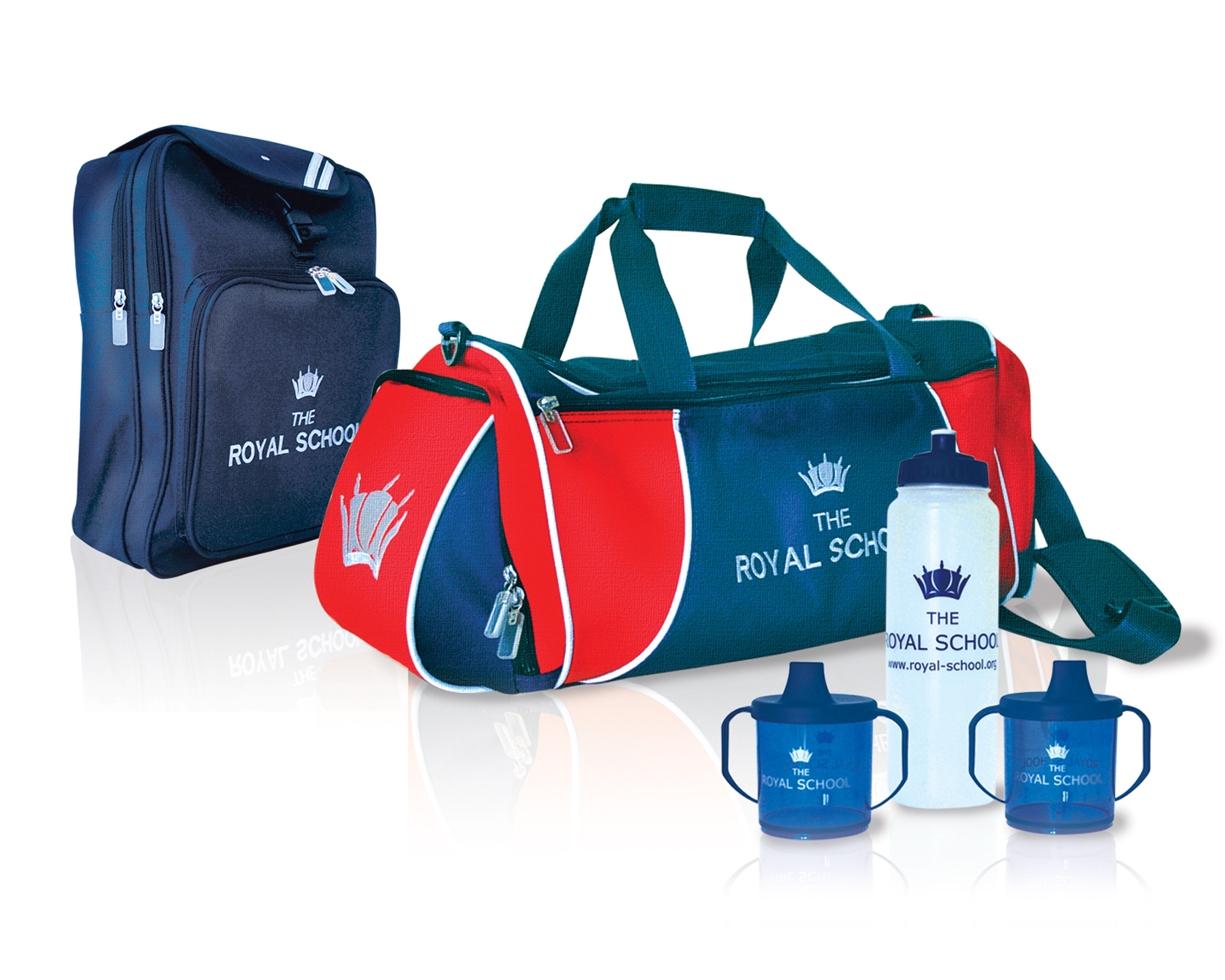 ROYS Sports Bags and Bottles