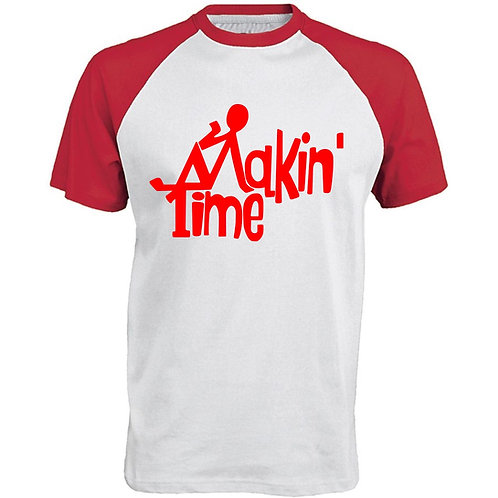 Makin' Time - Premium Organic Retro T-Shirt