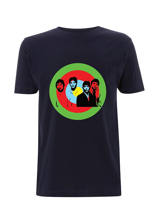 SALE - There Are but Four Small Faces (Centred) - Premium Organic T-Shirt