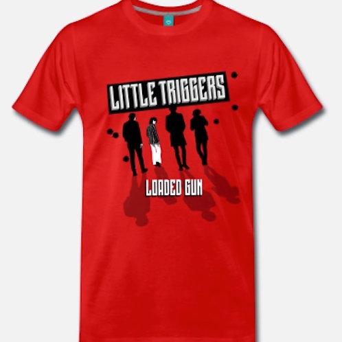 Little Triggers Loaded Gun T-shirt
