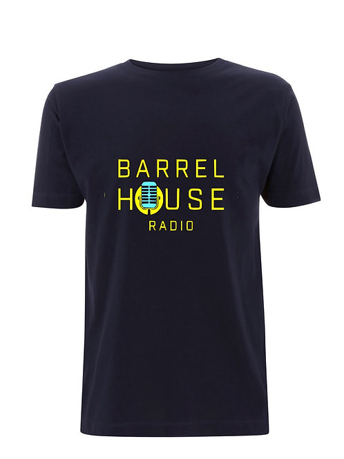 BARRELHOUSE RADIO  - STACKED LOGO Official Merchandise