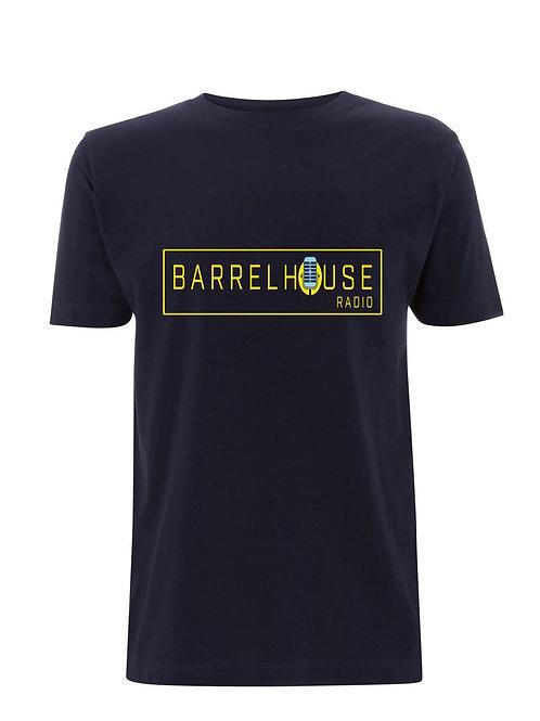 BARRELHOUSE RADIO  - LOGO (Many Colours) Official Merchandise