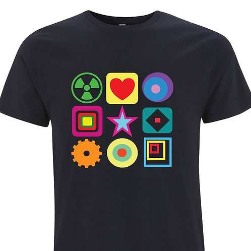 MODIFICATIONS - Premium Organic Tee from Fay Hallam & Sound is Colour