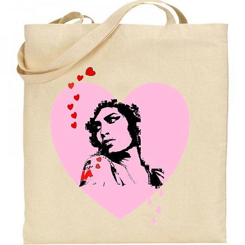 LOVE - Amy Winehouse Tote Bag