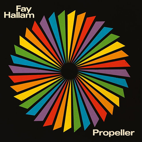 Propeller CD,  Fay Hallam