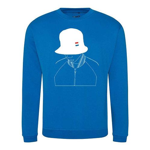 BUCKET HAT (Organic Sweatshirt) - Inspired by The Stone Roses & Reni
