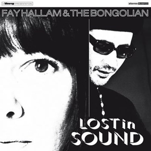 Lost in Sound, CD Album, Fay Hallam and The Bongolian