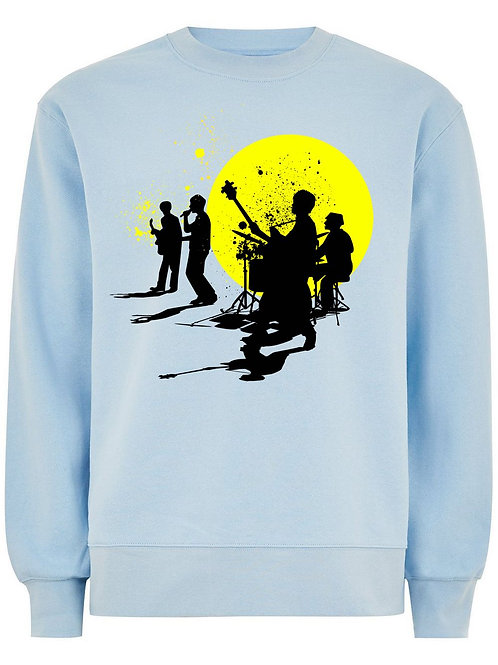 REHEARSALS (Organic Sweatshirt) - Inspired by The Stone Roses