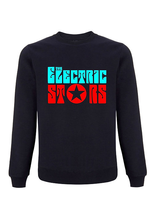 THE ELECTRIC STARS (Organic Sweatshirt) - Official Merchandise