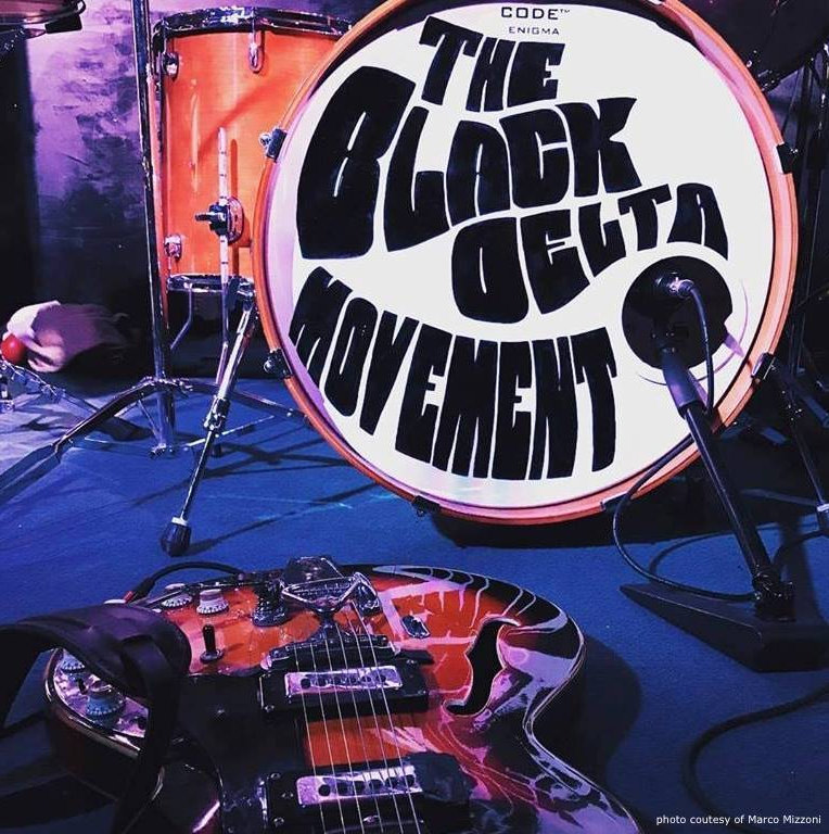 BLACK DELTA MOVEMENT