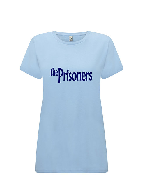 THE PRISONERS (Logo Female Many Colours) - Official Merchandise by Sound is Col