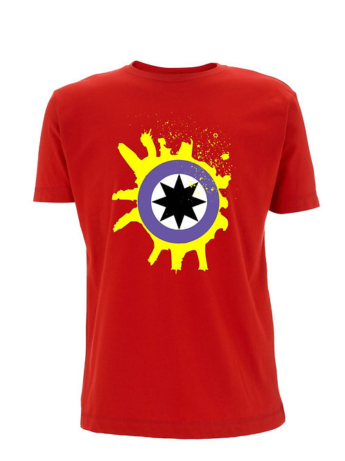 SHINE LIKE STARS (Red) - Inspired by Primal Scream