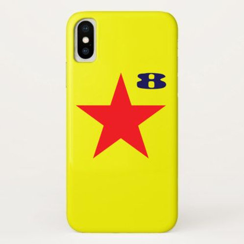 STAR Phone Case - Inspired by Paul Weller and Peter Blake