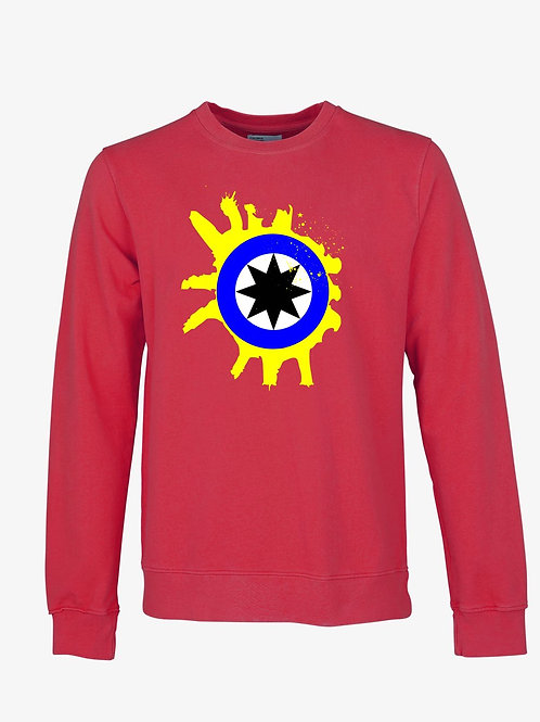 SHINE LIKE STARS  (Organic Sweatshirt) - Inspired by Primal Scream