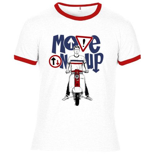 lambretta, mod, mod target, indie, t-shirts