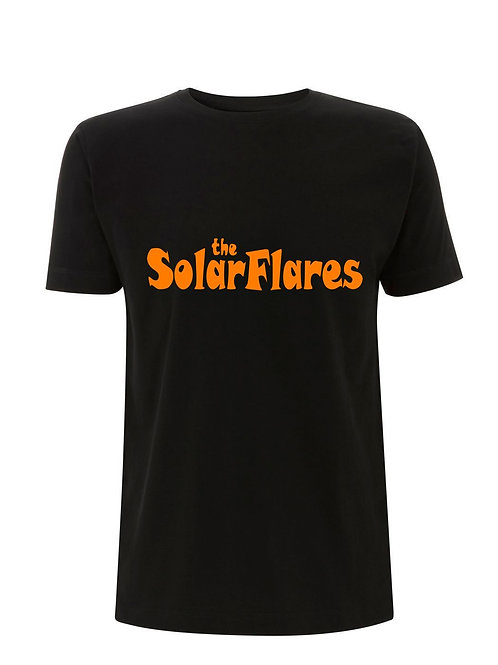 THE SOLARFLARES (Logo) - Official Merchandise by Sound is Colour