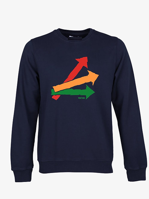 ARROWS CALLED MALICE (Organic Sweatshirt) - Inspired by The Jam