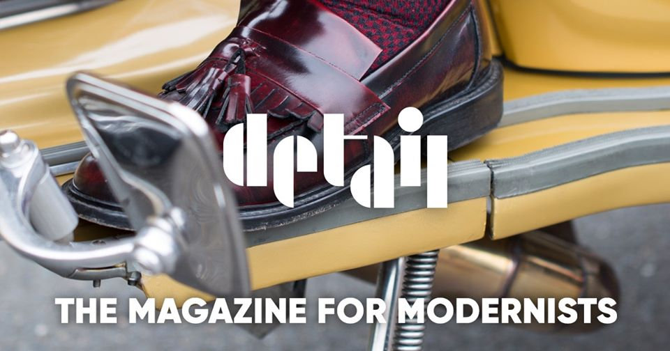 DETAIL MODERNISTS MAGAZINE MODS