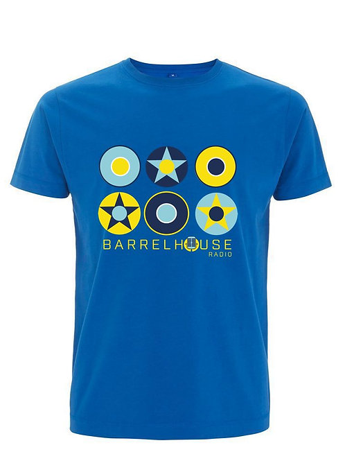 BARRELHOUSE RADIO  - POP ART STARS (Many Colours) Official Merchandise