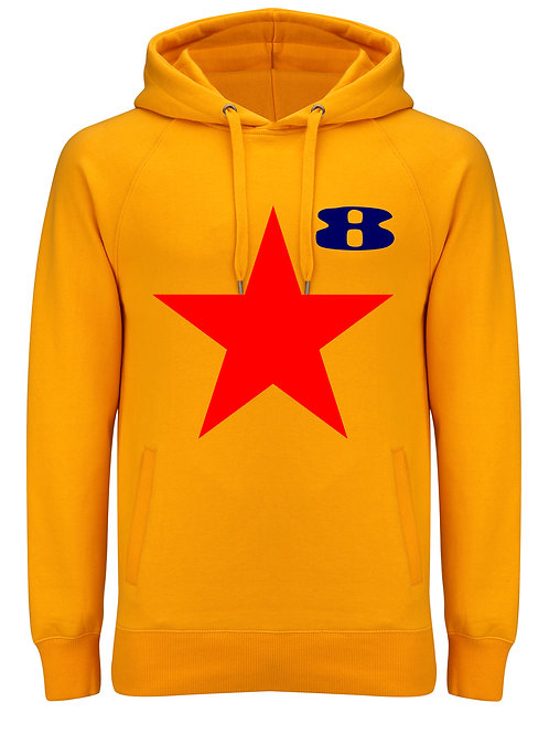 STAR (Organic Hoodie) - Inspired by Peter Blake & Paul Weller