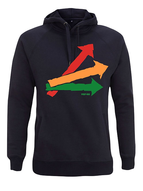 ARROWS CALLED MALICE (Organic Hoodie) - Inspired by The Jam (Paul We